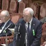 カジノ反対!新里宏二・弁護士2/21衆院・予算委の中央公聴会