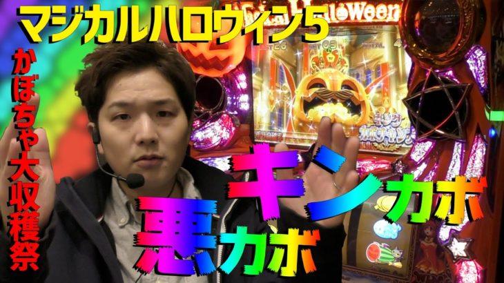 【マジハロ5】かぼちゃをいわせます【sasukeのパチスロ卍奴#80】