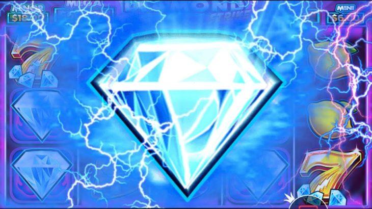 DIAMOND STRIKE【オンラインカジノ】