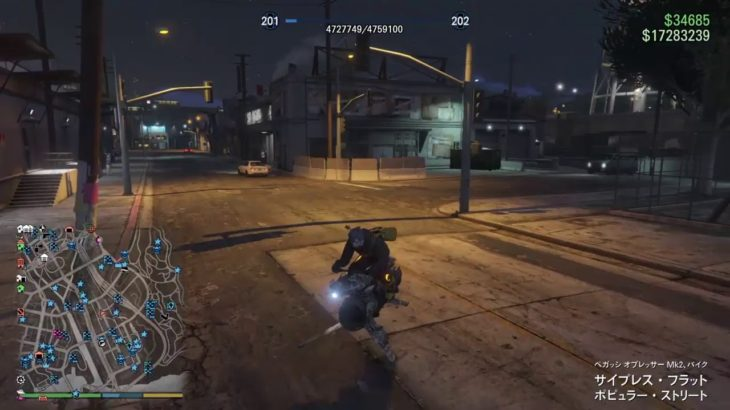 GTA5 カジノミッション二人で!!またラマーBボーイにw強盗とか色々です!!!!