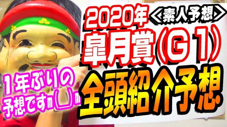 【予想】2020 皐月賞(G1) 全頭予想【競馬】