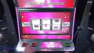 P4グラセフ5 カジノ 10万チップ集める