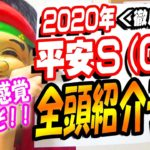 【予想】2020 平安S(G3) 全頭予想【競馬】
