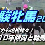 【競馬予想】優駿牝馬2020 過去10年傾向と軸馬穴馬