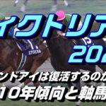 【競馬予想】ヴィクトリアマイル2020 過去10年傾向と軸馬穴馬
