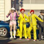 [GTA5/PS4 Pro] 再録:「あっ↑😇🎵(暴発)」カジノ強盗でやらかすライデン村上&警備員(ジュディのGTAオンライン)