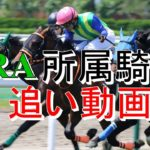 【競馬】JRA 所属騎手の騎乗スタイル 追い動画