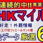 NHKマイルC2020 競馬予想 消去データ厳選6頭