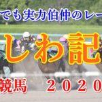 かしわ記念【船橋競馬2020予想】少頭数でも実力伯仲のレースに!