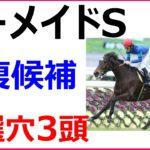 マーメイドS 2020 競馬予想 厳選穴馬3頭と人気馬診断