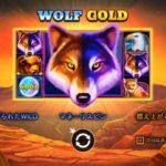 オンラインカジノ【Wolf Gold】