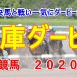 兵庫ダービー【園田競馬2020予想】強い中央馬と戦い一気にダービー制覇へ!
