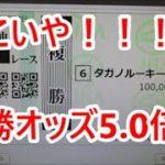 【競馬に人生】当たれば50万円超え確実!怒りのセブンセンシズ編