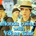 カジノ強盗:ヨハンでダイアモンド全回収!(3人・ハード・未発見)