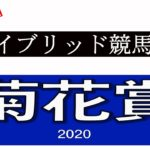 2020年菊花賞(GⅠ) 京大式ハイブリッド競馬新聞 予想