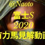 【富士ステークス2020予想】有力馬見解【Mの法則による競馬予想】
