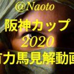 【阪神カップ2020予想】有力馬見解【Mの法則による競馬予想】