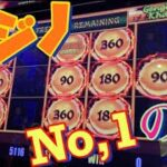 カジノで1番人気のポーキー台‼️