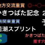 【競馬予想】 地方交流重賞 かきつばた記念 南関東重賞 若潮スプリント 2021 予想