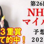 【競馬】NHKマイルカップ 2021 予想(GW3重賞3連勝!全て本命1着!京都新聞杯はブログで予想)ヨーコヨソー