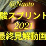 【優駿スプリントトライアル2021】予想実況【Mの法則による競馬予想】