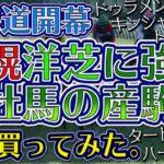 【競馬検証】札幌開幕。「洋芝」に強い種牡馬の産駒買ったら勝てるのか!?全頭買ってみた。