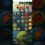 『オンラインカジノ』 フリースピン10発  『ForestFortune』