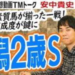 【競馬ブック】新潟2歳ステークス 2021 予想【TMトーク】(美浦)